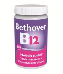 BETHOVER 1 MG B12-VITAMIINI 100 TABL