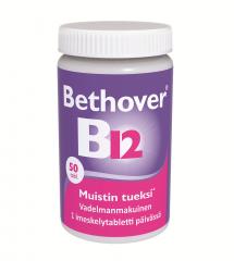 BETHOVER 1 MG B12-VITAMIINI 50 TABL