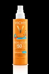 Vichy IS Lasten aur.suojasuihke SK50+ 200 ml