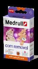 Medrull Corn Removal känsälaastari 6 kpl
