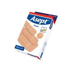 ASEPT LAASTARI PLASTIC VALIK. X30 KPL