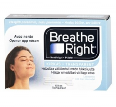 BREATHE RIGHT NENÄTEIPPI 10 KPL